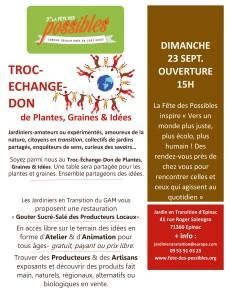 Troc-Echange-Don affiche
